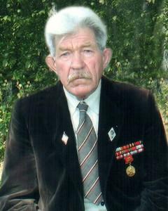 Холкин Василий Васильевич, старший лейтенант